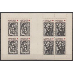 France - Carnets - 1961 - No C2010