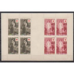 France - Carnets - 1956 - No C2005