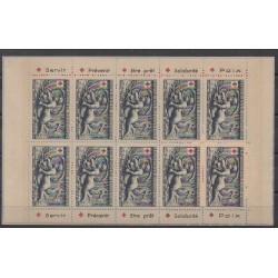 France - Carnets - 1952 - No C2001