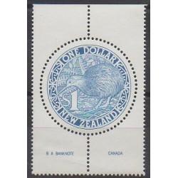 Nouvelle-Zélande - 1993 - No 1234 - Monnaies, billets ou médailles