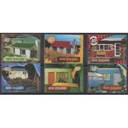 New Zealand - 2002 - Nb 1953/1958