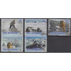 Ross Dependency - 2006 - Nb 105/109 - Polar