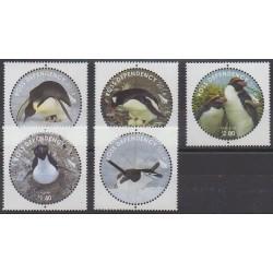 Terre de Ross - 2014 - No 145/149 - Oiseaux