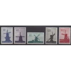 Pays-Bas - 1963 - No 769/773