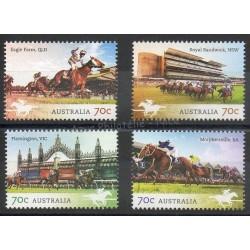 Australie - 2014 - No 4053/4056 - Chevaux