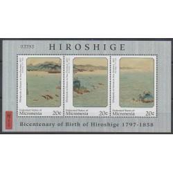 Micronesia - 1997 - Nb 464/466 - Sights