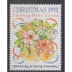 Micronésie - 1992 - No 204 - Noël