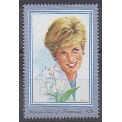 Micronesia - 1997 - Nb 492 - Royalty