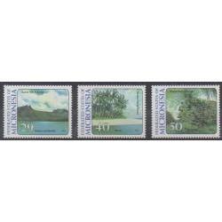 Micronésie - 1984 - No 276/278 - Tourisme