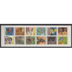 France - Carnets - 1993 - No BC2848a