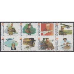 Micronésie - 1993 - No 205/212 - Aviation