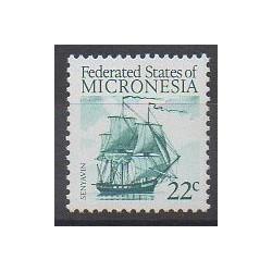 Micronésie - 1986 - No 34 - Navigation