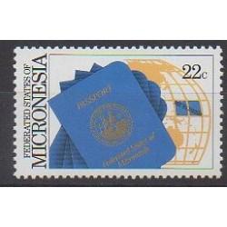 Micronésie - 1986 - No 41