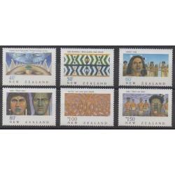 Nouvelle-Zélande - 1990 - No 1078/1083