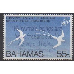 Bahamas - 1998 - Nb 945 - Human Rights