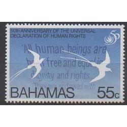 Bahamas - 1998 - No 945 - Droits de l'Homme