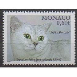 Monaco - 2014 - Nb 2910 - Cats