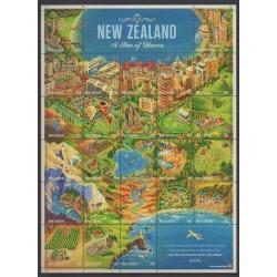 Nouvelle-Zélande - 2010 - No 2626/2650 - Tourisme