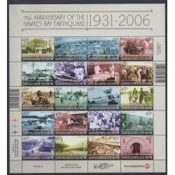 New Zealand - 2006 - Nb 2222/2241