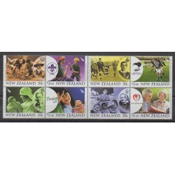 New Zealand - 2007 - Nb 2307/2314