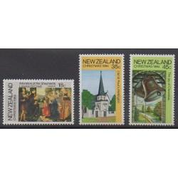 Nouvelle-Zélande - 1984 - No 879/981 - Noël