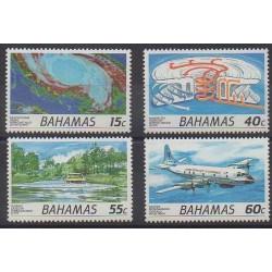 Bahamas - 1991 - Nb 751/754 - Environment