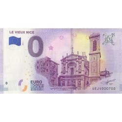 Billet souvenir - Le Vieux Nice - 2018-1 - No 700