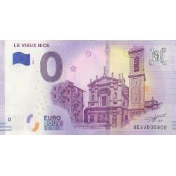 Billet souvenir - Le Vieux Nice - 2018-1 - No 800
