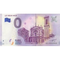 Billet souvenir - Le Vieux Nice - 2018-1 - No 900