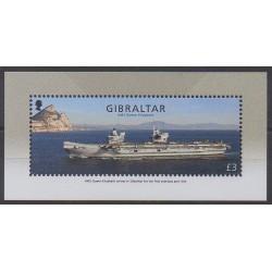 Gibraltar - 2018 - Nb F1856 - Boats