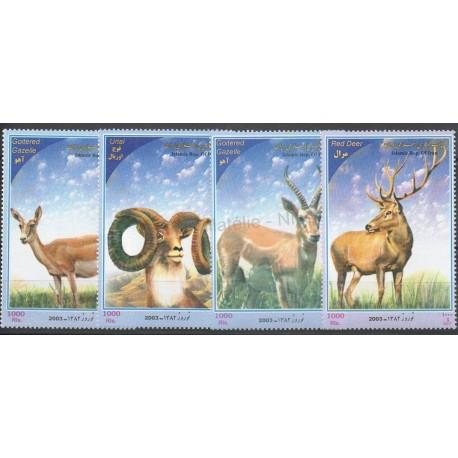 Ir. - 2003 - Nb 2645/2648 - Animals