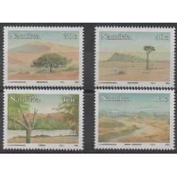 Namibie - 1993 - No 699/702 - Sites