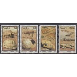 Namibie - 1995 - No 745/748 - Reptiles