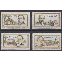 Namibie - 1995 - No 749/752 - Célébrités