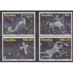 Namibie - 1996 - No 772/775 - Horoscope