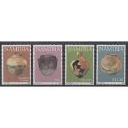 Namibie - 1996 - No 776/779 - Artisanat ou métiers
