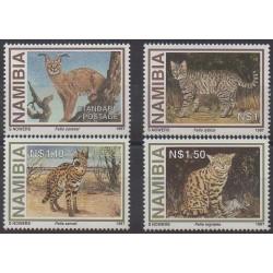 Namibia - 1997 - Nb 794/797 - Mamals