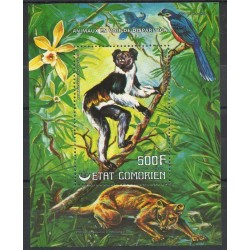 Comores - 1976 - No BF 6 - Animaux