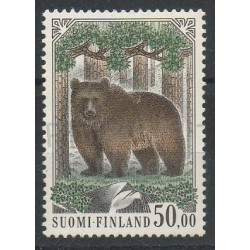 Finland - 1989 - Nb 1054 - Animals