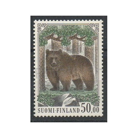 Finland - 1989 - Nb 1054 - Animals