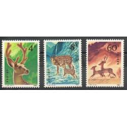 Chine - 1980 - No 2351/2353 - Animaux