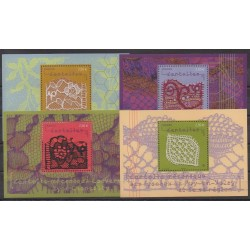 France - Blocks and sheets - 2011 - Nb F4600/F4603 - Craft