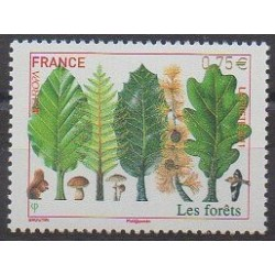 France - Poste - 2011 - Nb 4551 - Trees - Europa