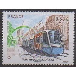 France - Poste - 2011 - Nb 4530 - Transport