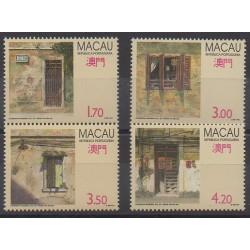 Macao - 1992 - Nb 654/657