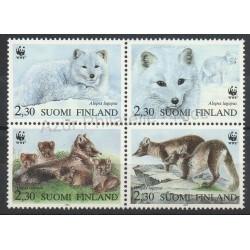 Finlande - 1993 - No 1166/1169 - Polaire