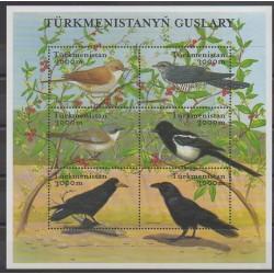 Turkménistan - 2002 - No 169/174 - Oiseaux