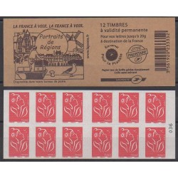 France - Booklets - 2007 - Nb 3744A - C10