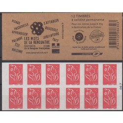 France - Booklets - 2007 - Nb 3744A - C11