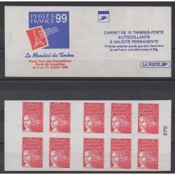 France - Booklets - 1997 - Nb 3085 - C4